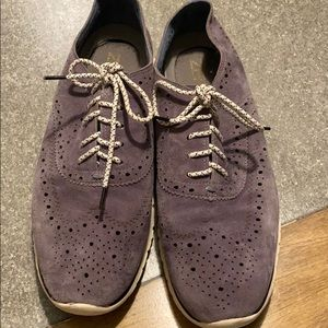 Used cole Haan grande zero sneakers